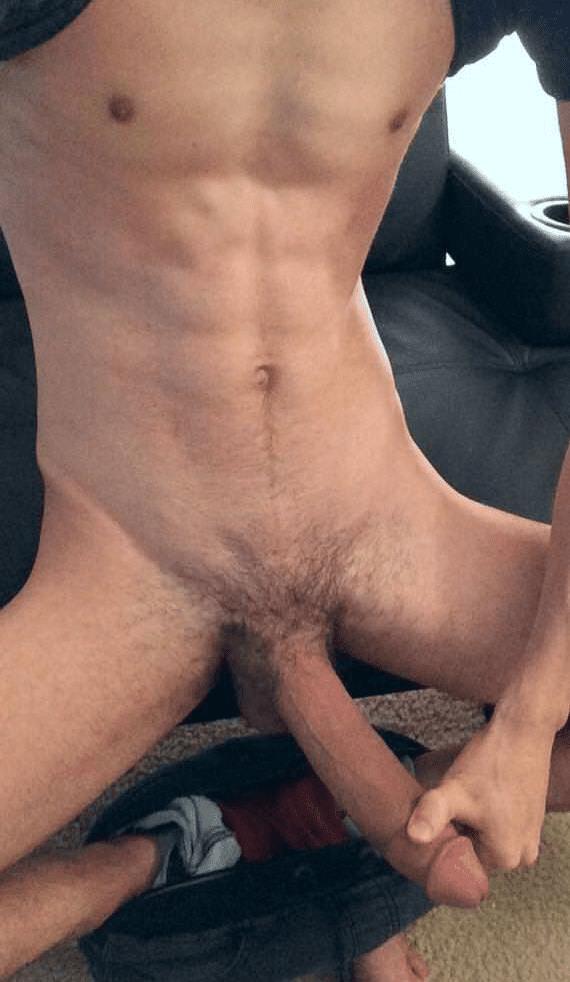 Big soft hairy uncut cock